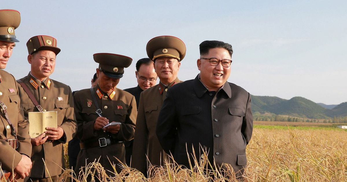 UN finds evidence that North Korea is helping Syria build 'chemical weapons', say reports