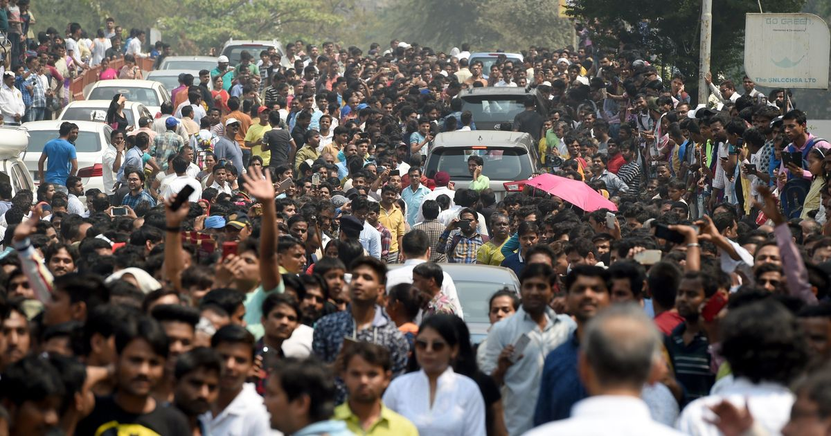 In photos: Actor Sridevi cremated with state honours in Mumbai