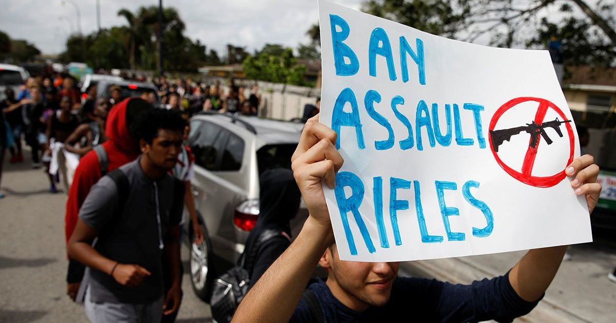Why is the NRA boycott in the US working so quickly?
