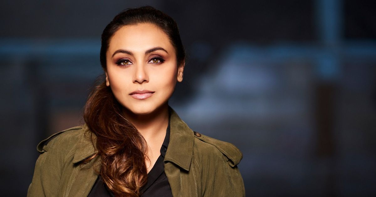 Rani Mukerji interview: 'If you love yourself, it shows'