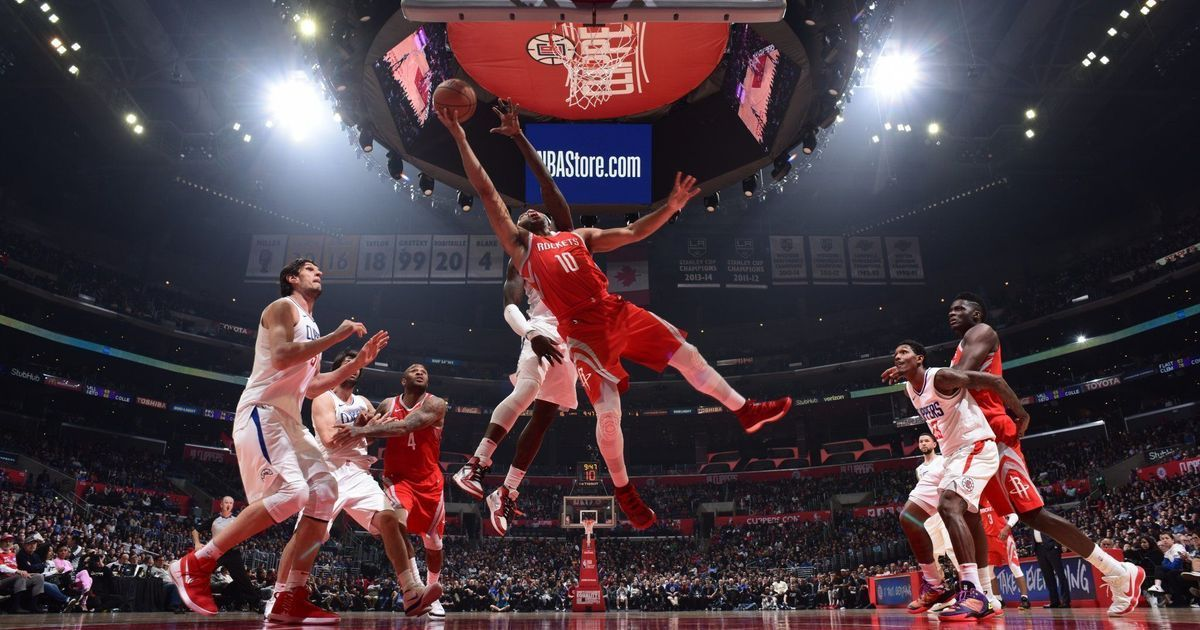 NBA: Houston Rockets defeat Los Angeles Clippers as winning streak stretches to 14 games