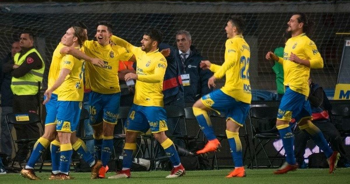 Messi's strike in vain as controversial penalty helps Las Palmas hold Barcelona in La Liga