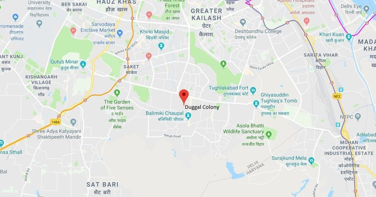 Delhi: 20 people assault man allegedly for saving child who threw balloons on Holi