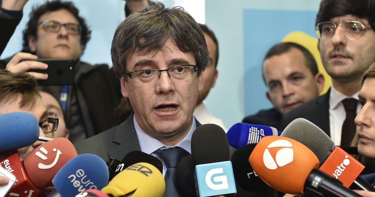 Catalonia: Carles Puigdemont gives up bid to reclaim presidency