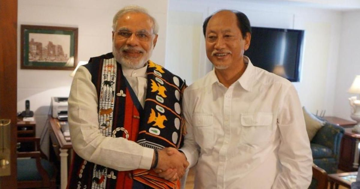 Preview: NDPP-BJP alliance holds the edge over Naga People's Front in Nagaland