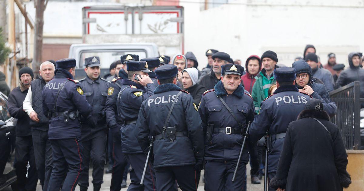 Azerbaijan: Fire at drug rehabilitation centre in Baku kills 25
