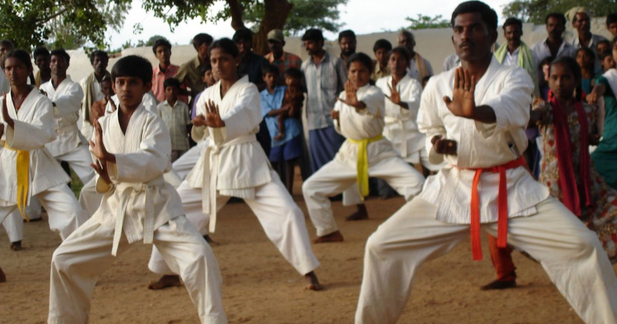 Martial arts strengthen the body – and also make the brain more alert