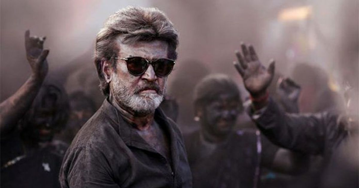 The colour black has a starring role in Rajinikanth's films, from 'Apoorva Raagangal' to 'Kaala'