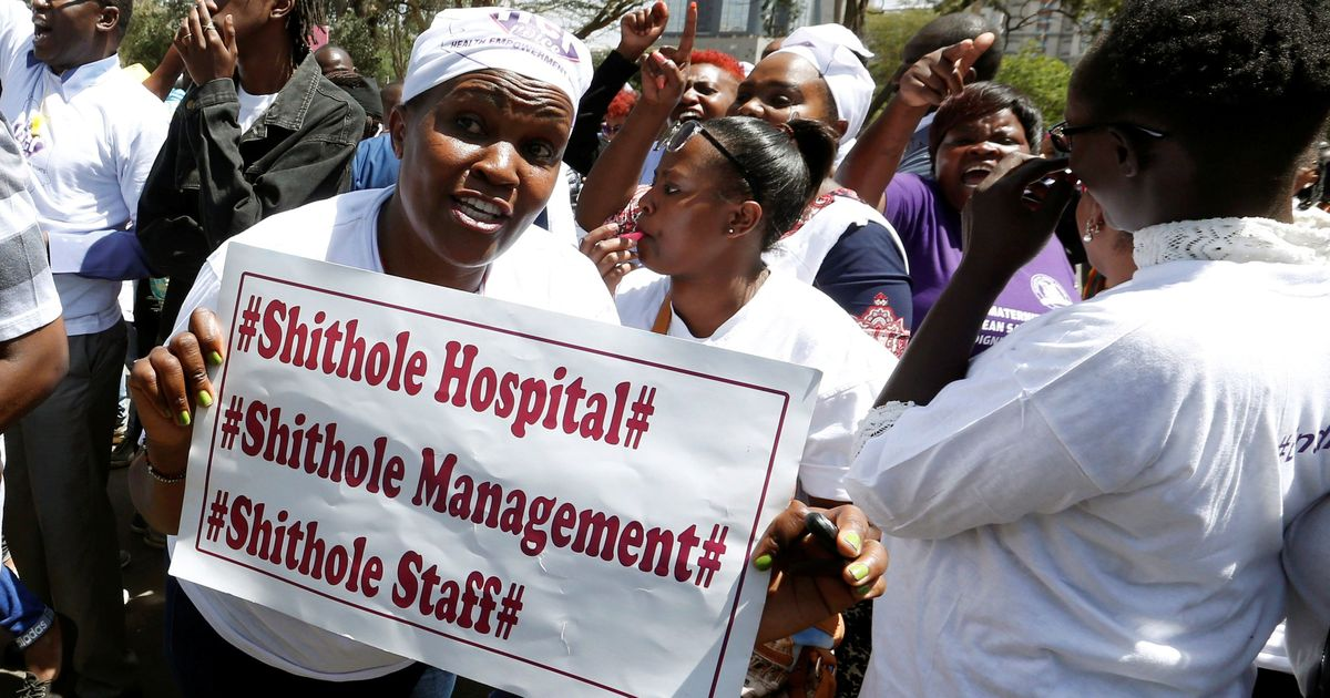 Kenya: Head of largest hospital suspended after neurosurgeon opens skull of wrong patient
