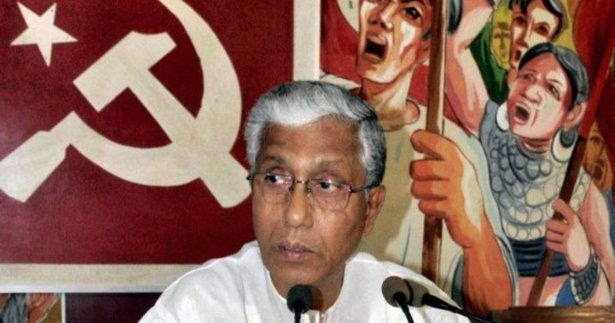 Tripura: BJP puts up its best show ever in Manik Sarkar's stronghold, but it's not enough