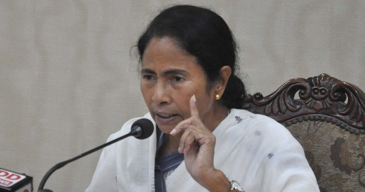 'They didn't listen to me': Mamata Banerjee picks on Congress after they lose Tripura to BJP