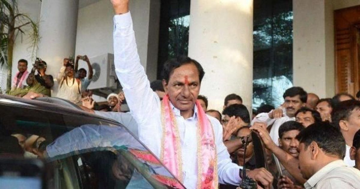 Telangana Chief Minister KC Rao hints at Third Front against BJP, Congress for 2019 polls