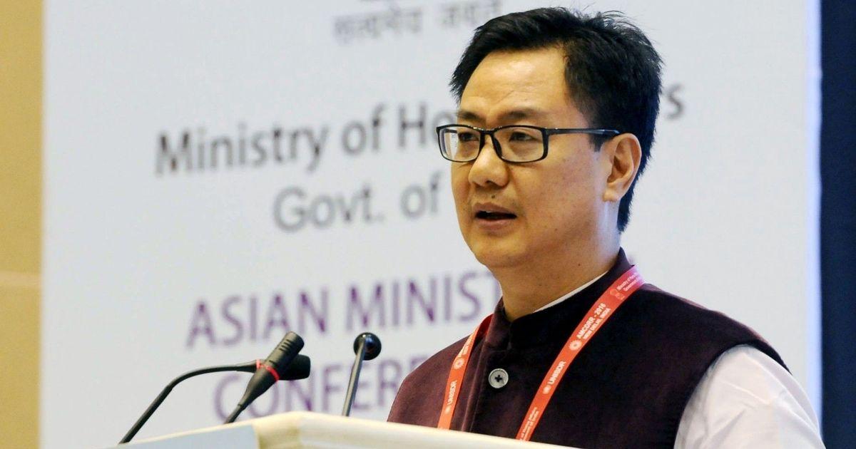 Nagaland Elections: Kiren Rijiju says beef 'not an issue', development is BJP's focus