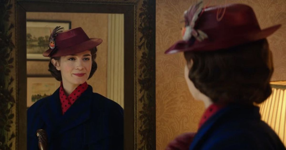 Trailer talk: Emily Blunt plays the flying nanny in 'Mary Poppins Returns'