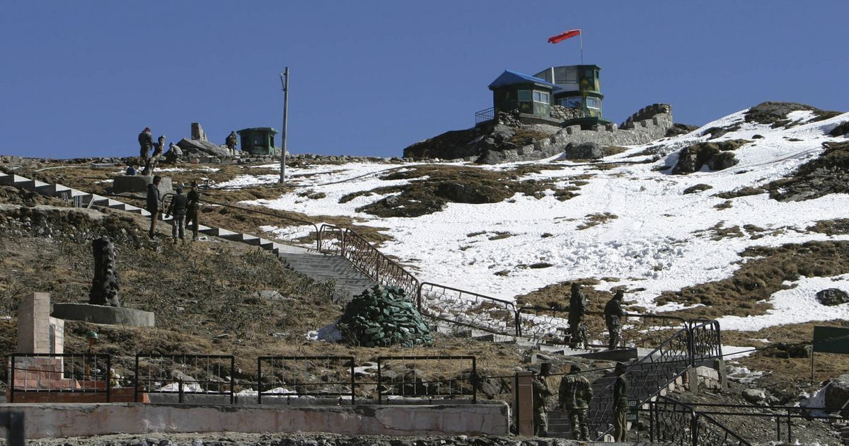 China is building helipads, sentry posts and trenches in Doklam, Centre tells Rajya Sabha