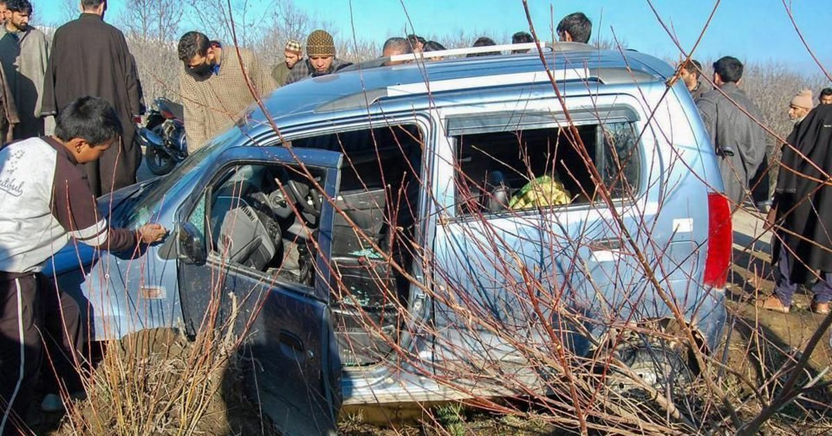 Anger in Kashmir as the army calls civilians killed in Shopian encounter 'overground workers'
