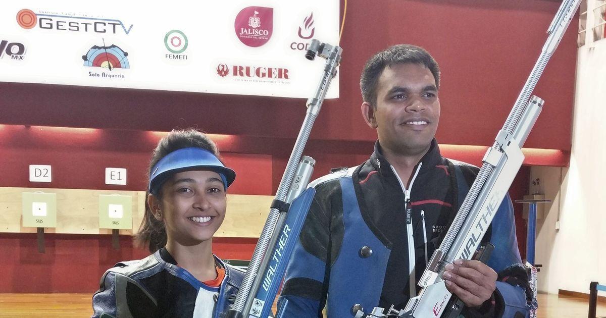 Shooting World Cup: Deepak Kumar, Mehuli Ghosh bag bronze, take India's tally to six medals