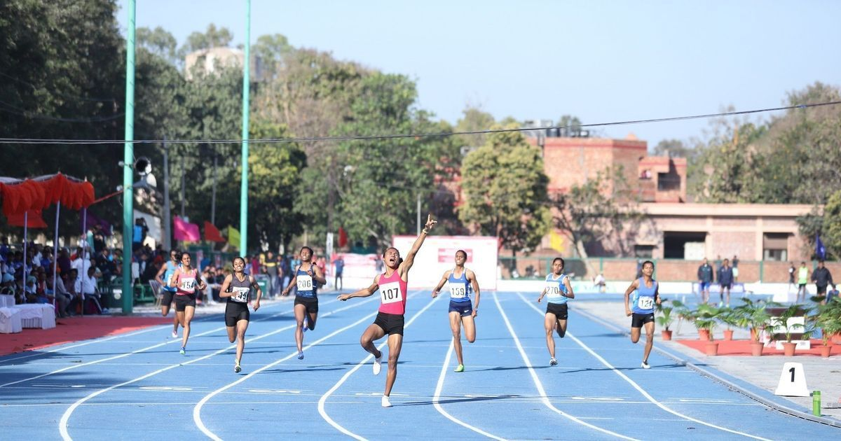 Federation Cup Athletics: Hima Das produces a stunning 400 m run to qualify for CWG