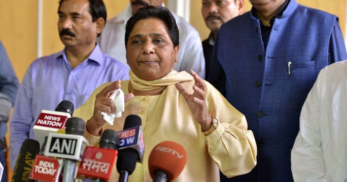 Mayawati names former MLA Bhimrao Ambedkar BSP's nominee for Rajya Sabha elections