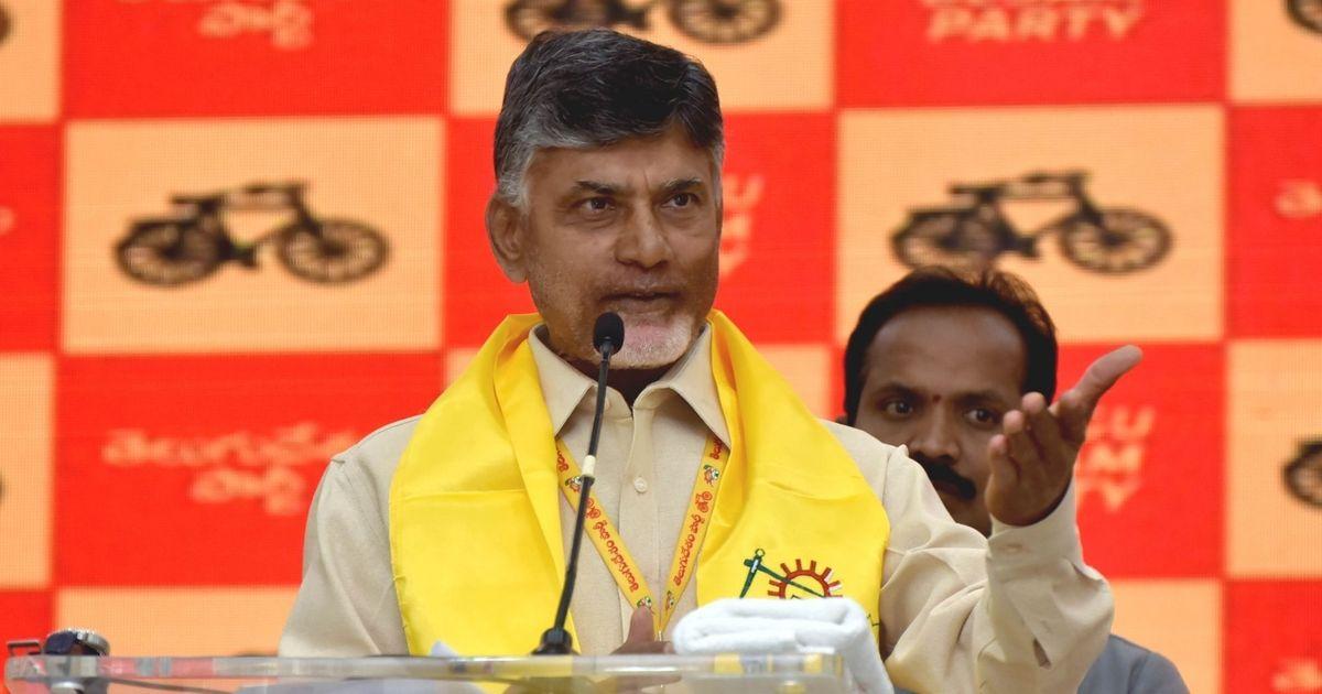 Telugu Desam Party legislators vote in favour of ending alliance with BJP