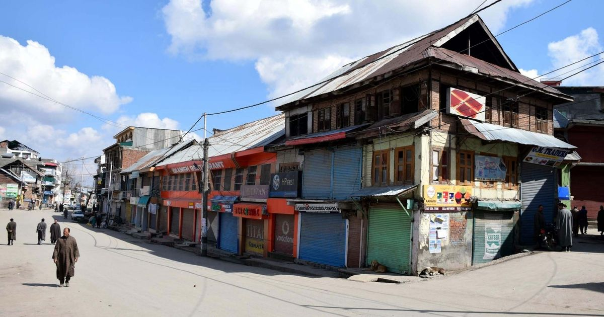 Shutdown in four South Kashmir districts after alleged encounter killings in Shopian