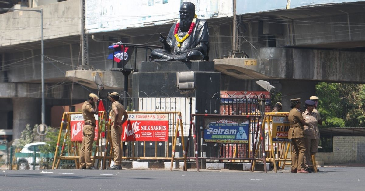 Protect statues of all leaders, Madras High Court tells Tamil Nadu government