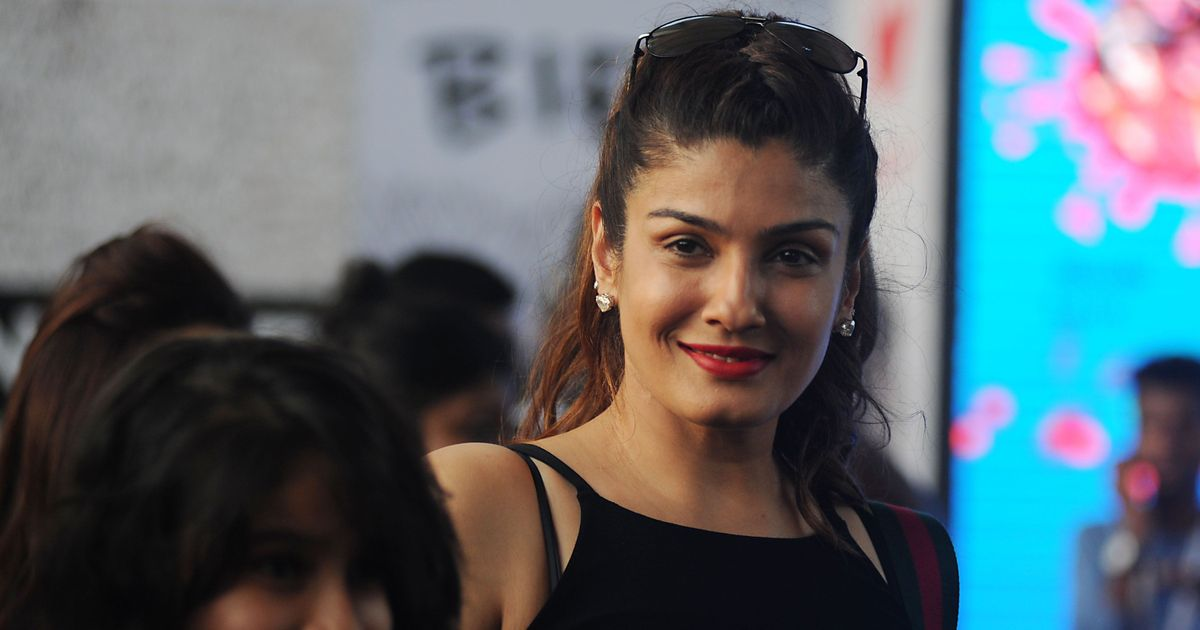 Bhubaneswar: FIR against actor Raveena Tandon for allegedly shooting a commercial inside temple