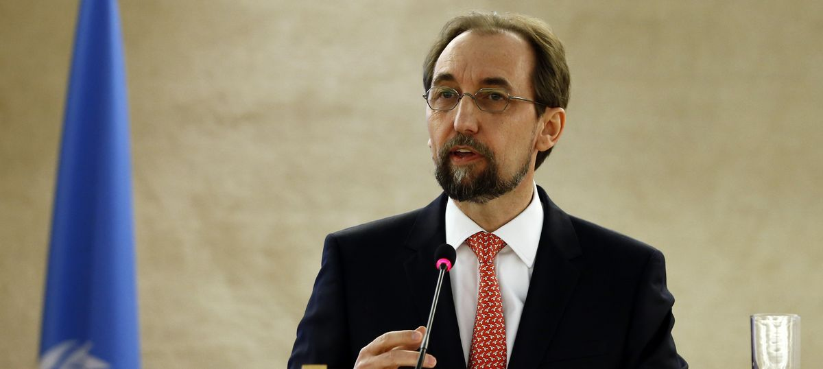 UN human rights chief says he is disturbed by discrimination against Dalits, Muslims in India