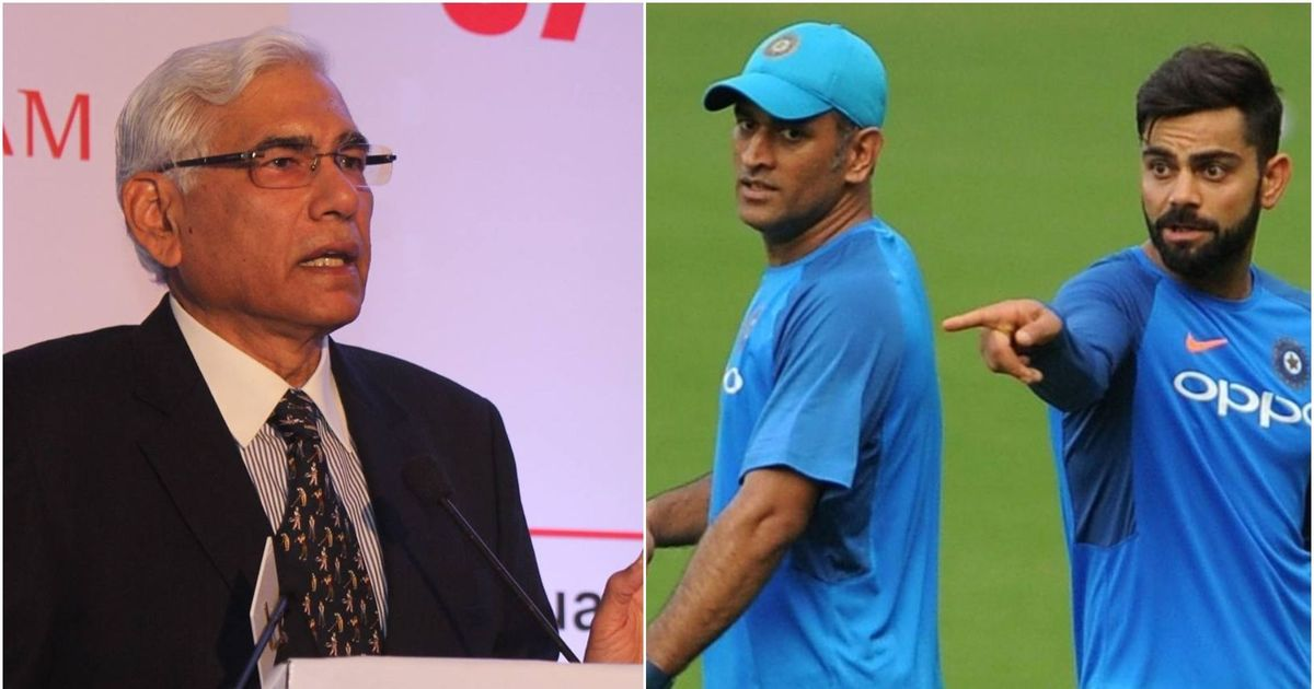 Kohli, Dhoni suggested adding an A+ category to contract structure: CoA chief Vinod Rai