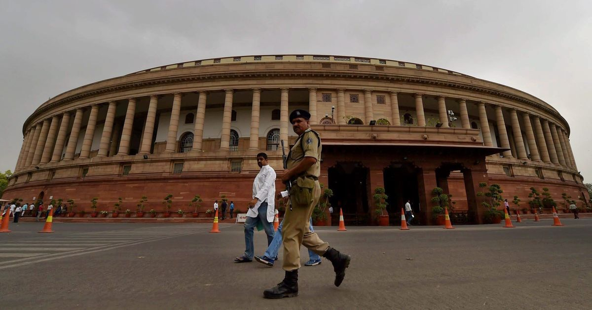 Budget Session: Parliament adjourned yet again amid continued protests over Andhra Pradesh status