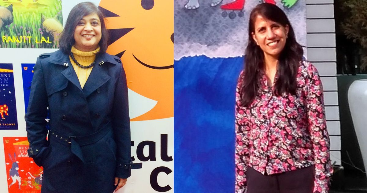 Two new imprints have been launched. Things must be looking up for children's publishing in India