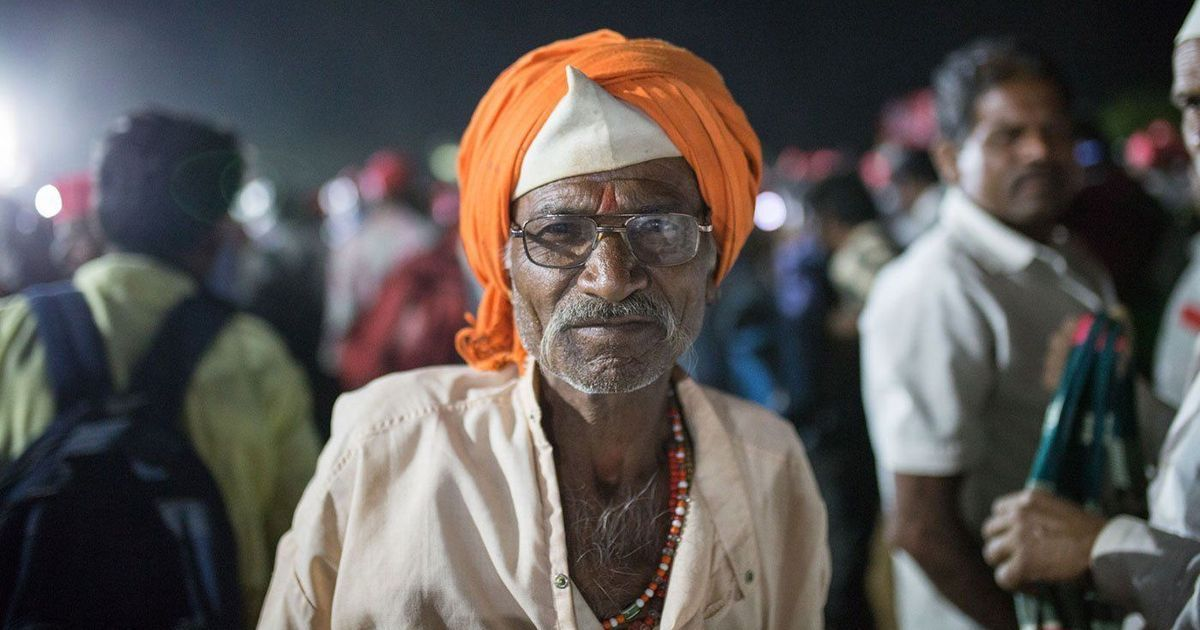 From farm and forest: Why thousands of farmers are marching to Mumbai