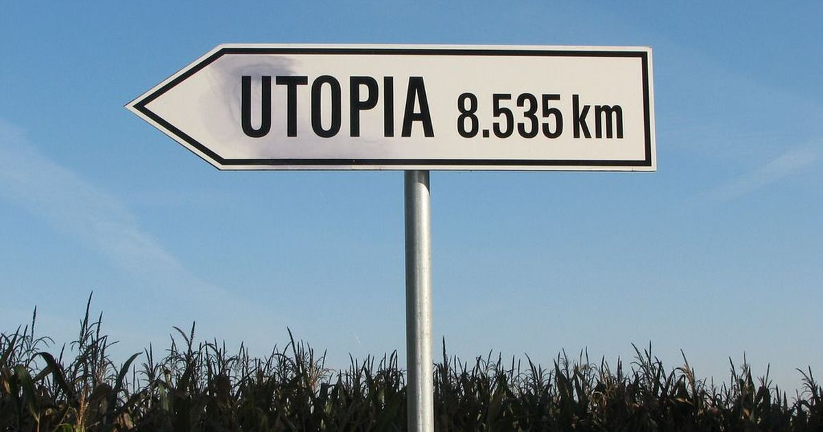 Utopia has dangerous, fatal consequences – it's time to aim for 'protopia' instead