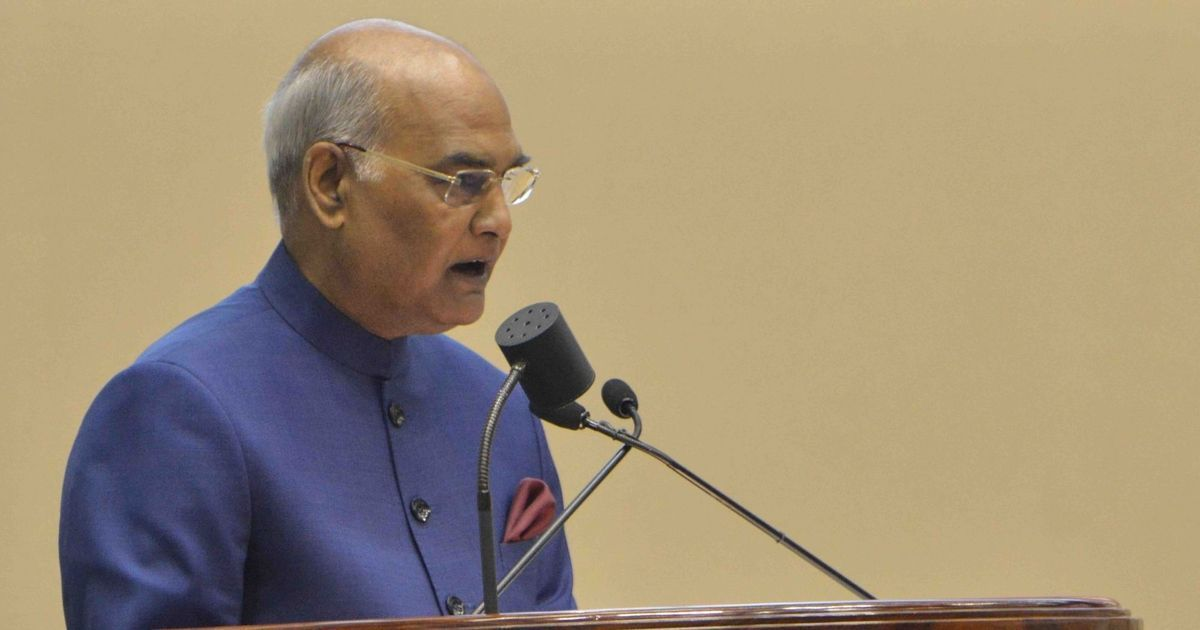 President Ram Nath Kovind accepts resignations of two TDP ministers
