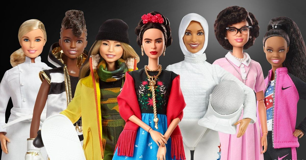 Barbie Doll Row Mattel Frida Kahlo Fight Over Rights For Her Barbie