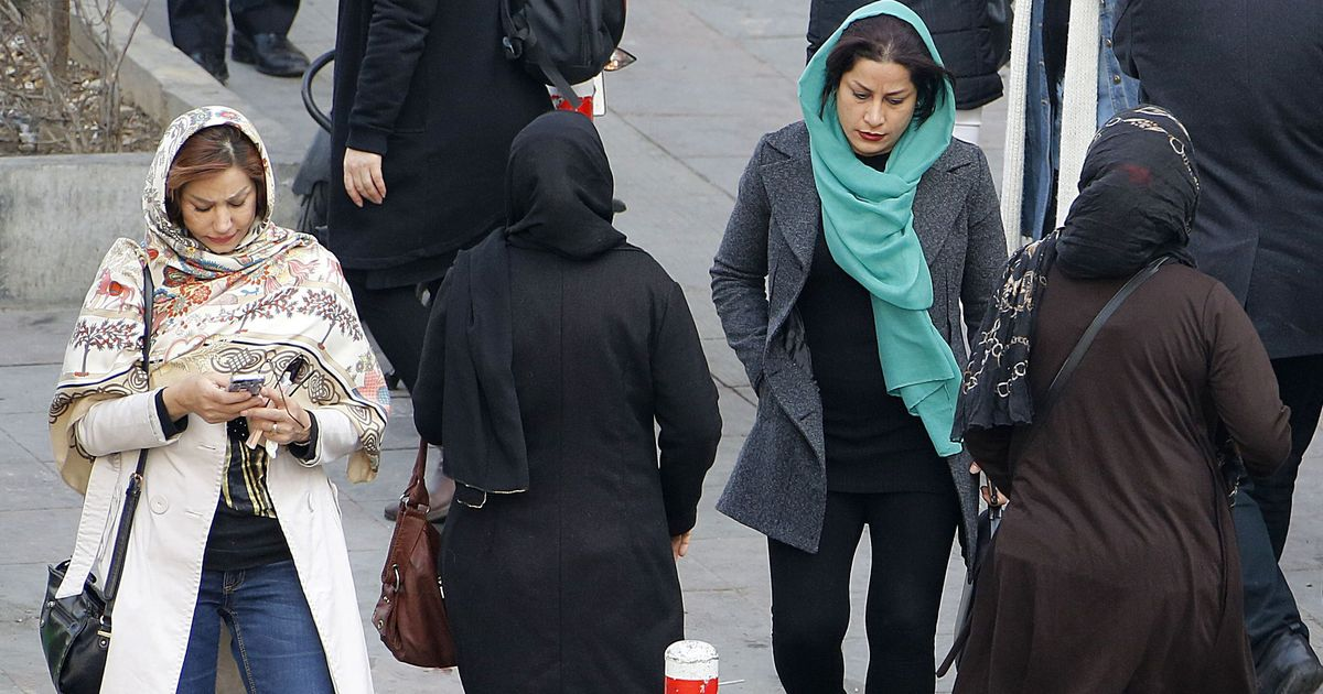 Iran: Woman who took off her hijab to protest mandatory headscarf law jailed for two years