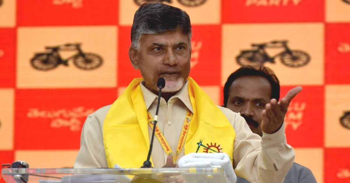 Chandrababu Naidu has four options if he parts ways with the BJP. Which way will he go?