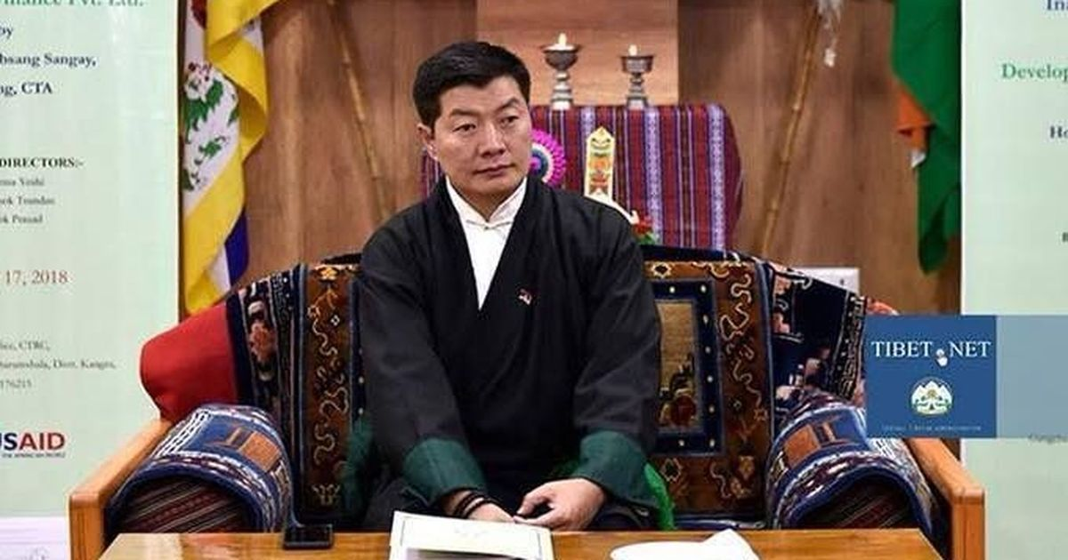 Tibetan National Uprising Day: PM-in-exile urges China to hold a dialogue with the Dalai Lama
