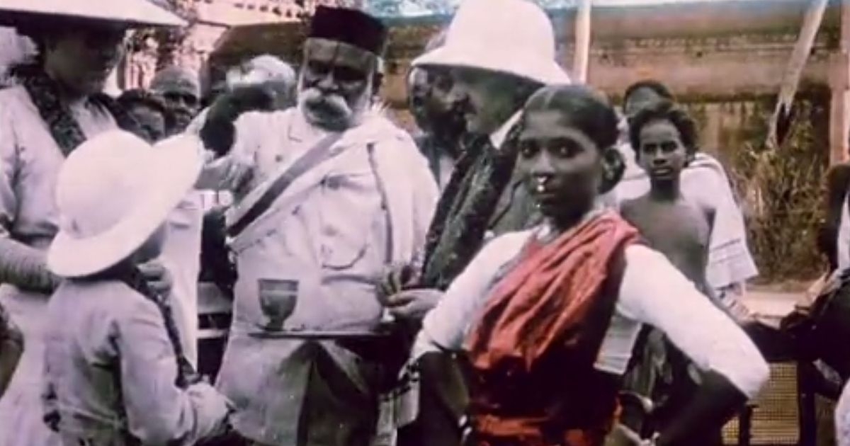 Archival documentary reveals how the British saw India and how Indians returned the gaze