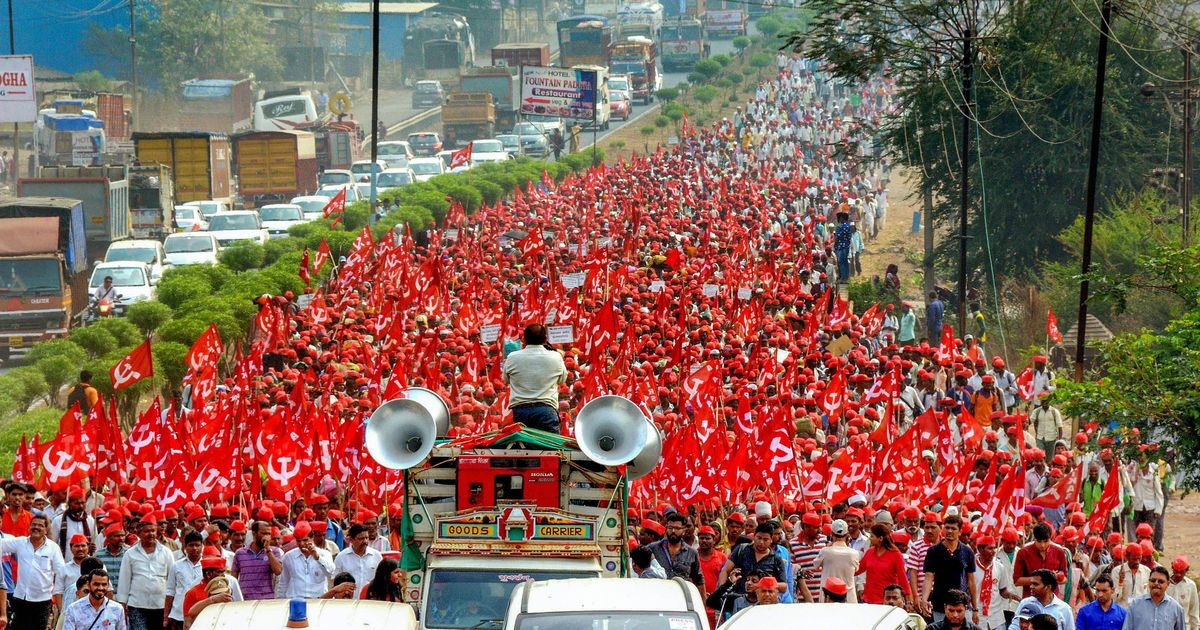 The Daily Fix: The farmers' Long March in Maharashtra is a cry for help that we must not ignore