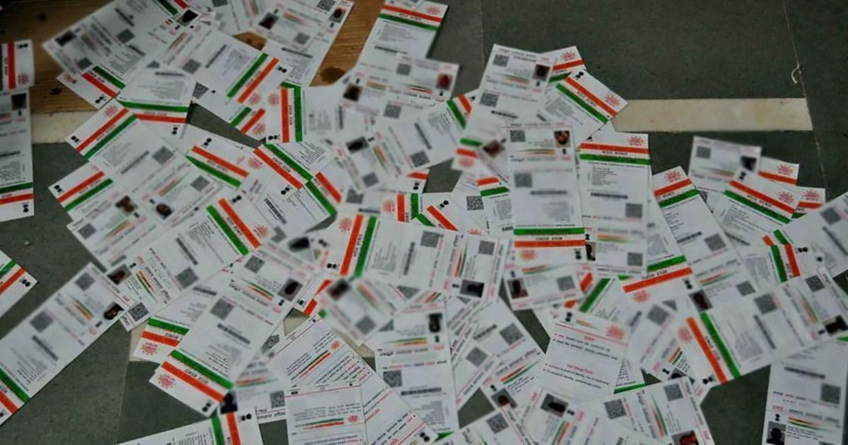 French researcher claims he found details of 20,000 Aadhaar cards in public domain in 3 hours