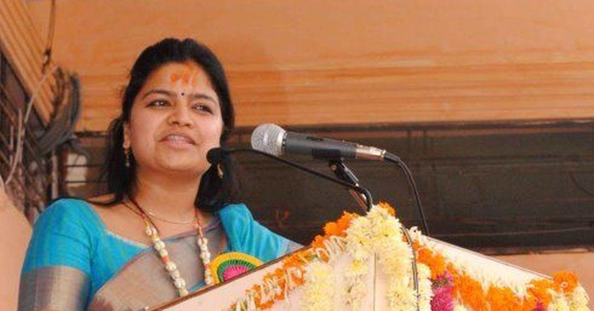 Maharashtra BJP MP Poonam Mahajan says farmers' protest propelled by 'urban Maoism'