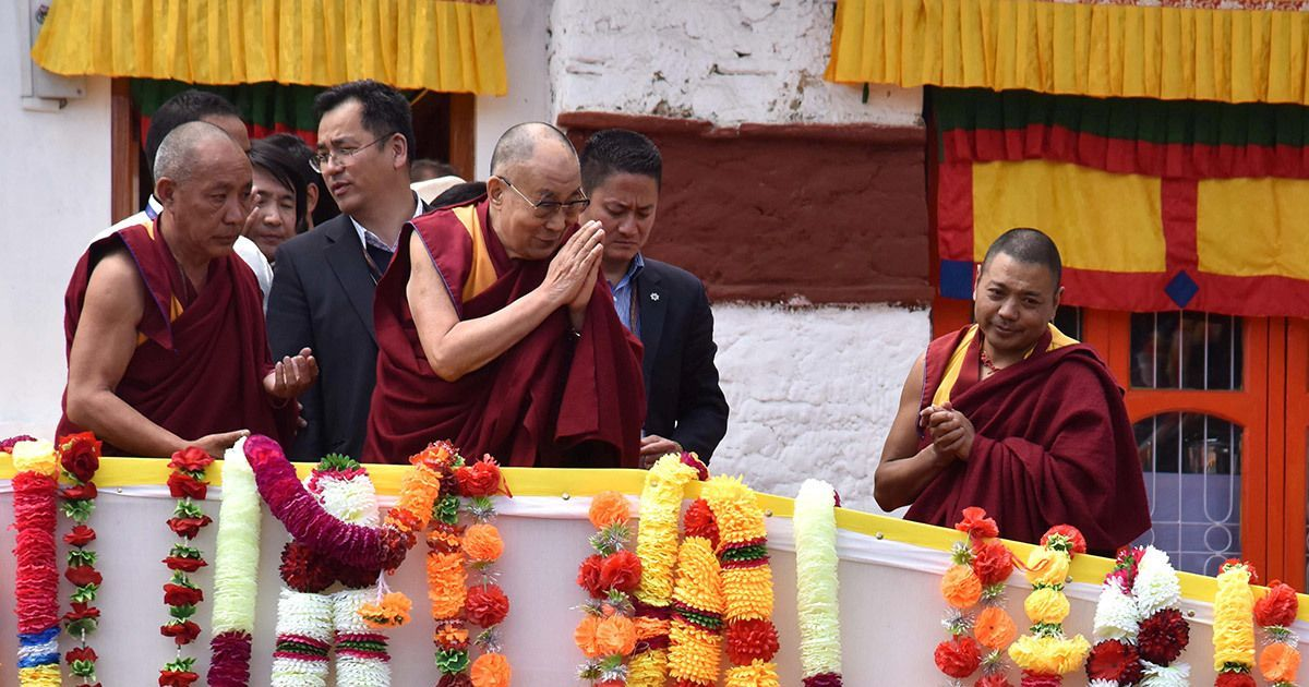 Dalai Lama, listed as one of the chief guests, will not attend the Indian Science Congress: Reports