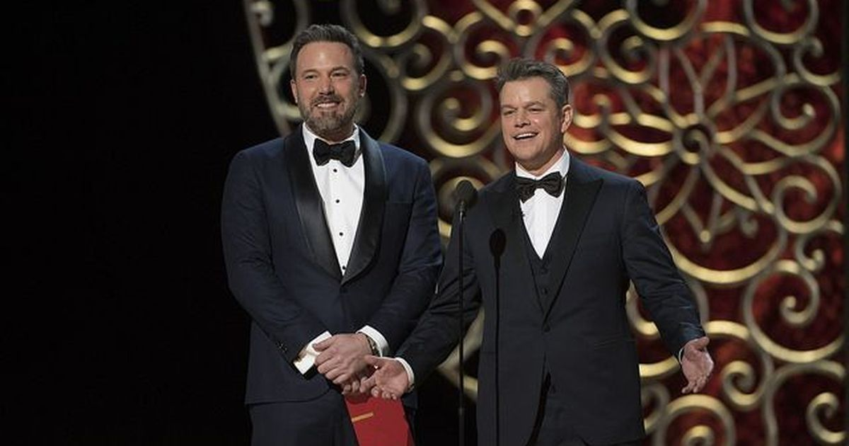 Ben Affleck and Matt Damon's production company to add inclusion riders to future projects