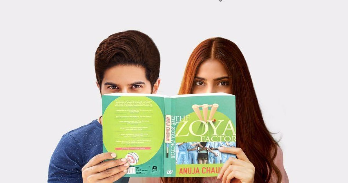 Dulquer Salmaan and Sonam Kapoor's 'The Zoya Factor' gets April 2019 release date