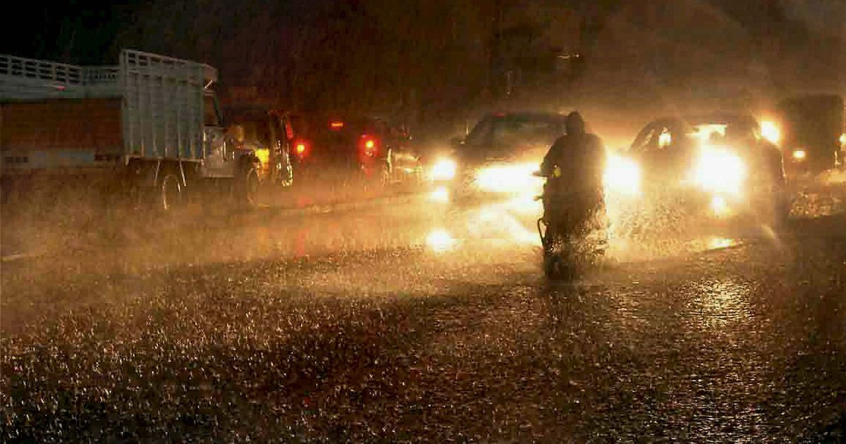 IMD warns of heavy rains in Kerala and Tamil Nadu's southern coast over the next 48 hours