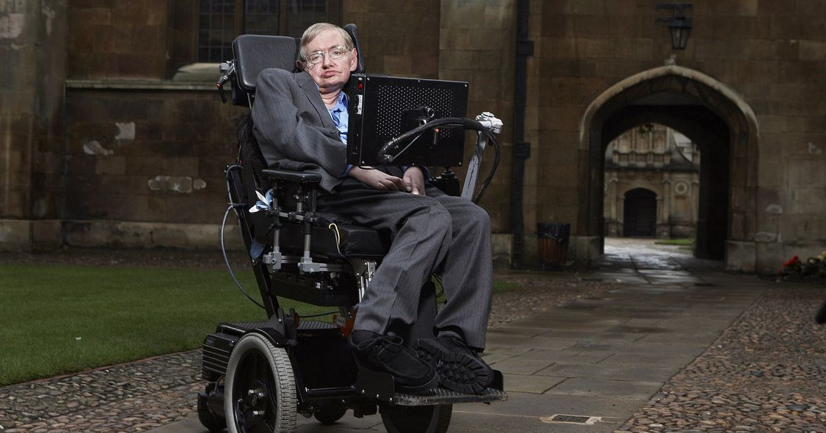 A mind like no other: Read the best of Stephen Hawking in his own words