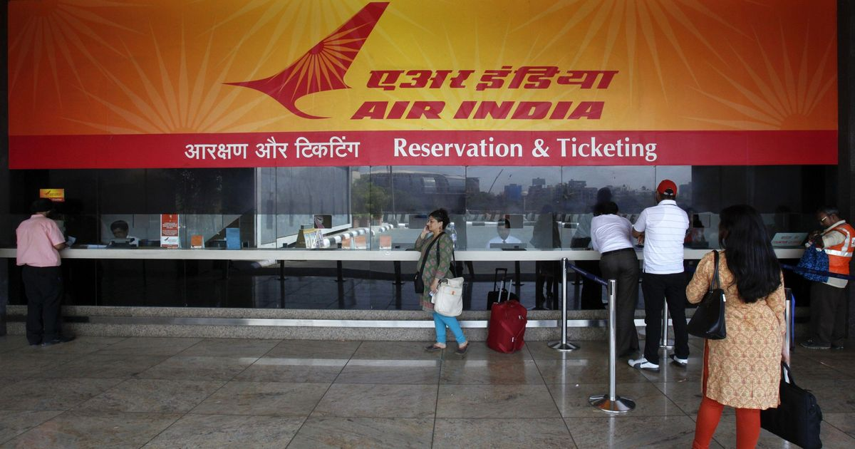Air India's Twitter account hacked briefly