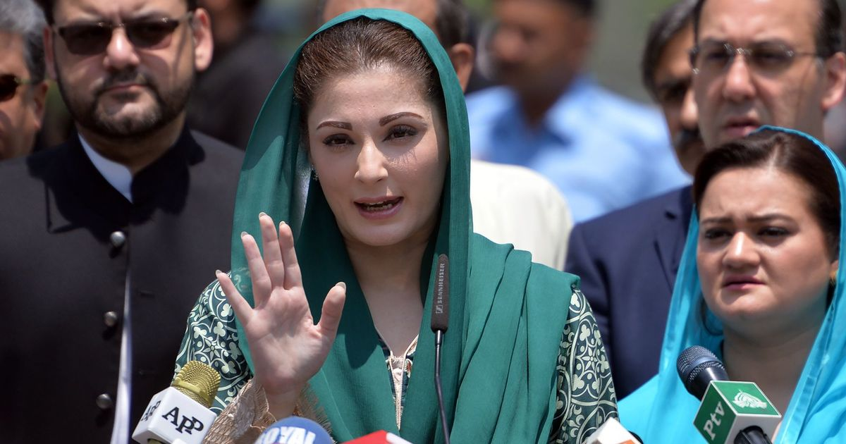 Rise and rise of Maryam Sharif: How a would-be doctor became Nawaz Sharif's political heir apparent