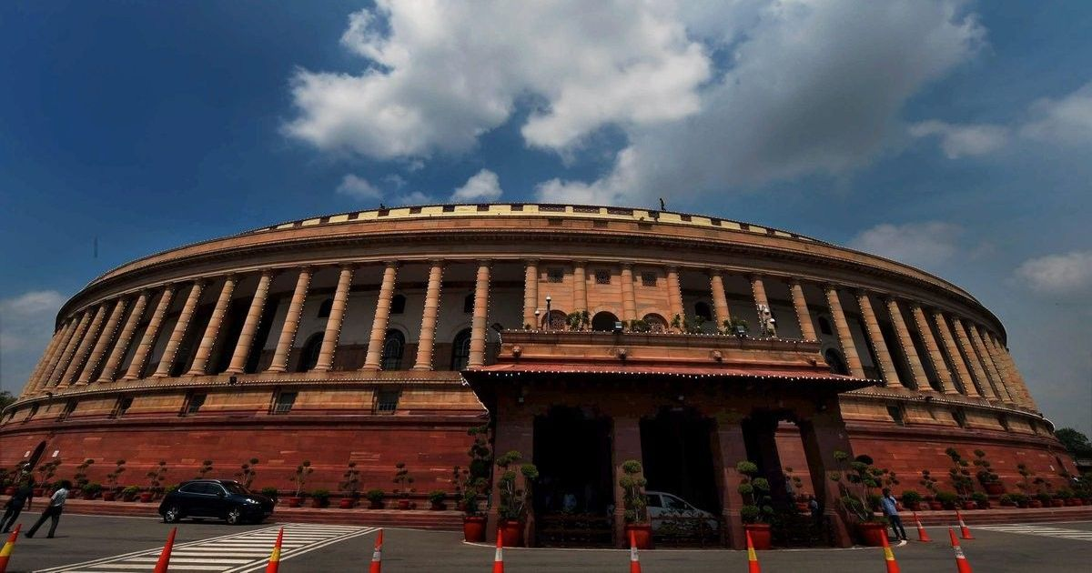 Gujarat: Two candidates each from Congress and BJP elected unopposed to the Rajya Sabha